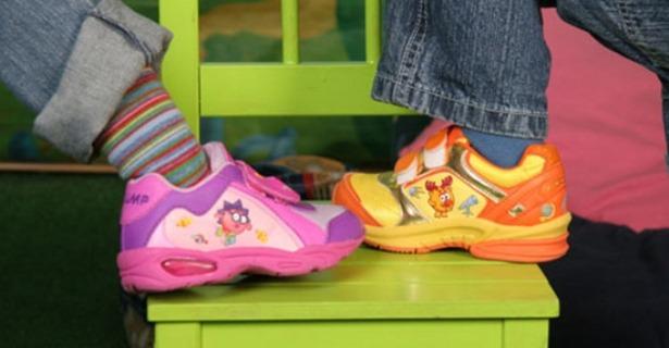 как правильно выбрать обувь малышу