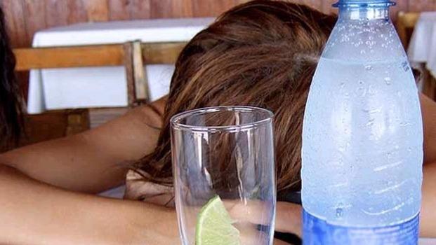Вывести алкоголь в домашних условиях