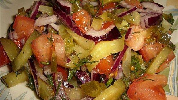 Салат на поминки рецепт