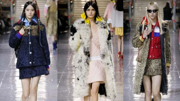 что модно осень зима