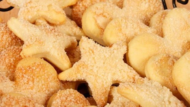 Песочное тесто для печенья с фото
