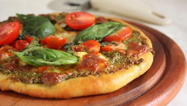Вкусное тесто для пиццы