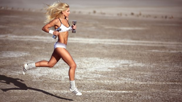 Как поддерживать тело в форме