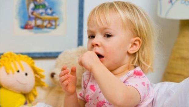 Кашель без соплей у ребенка