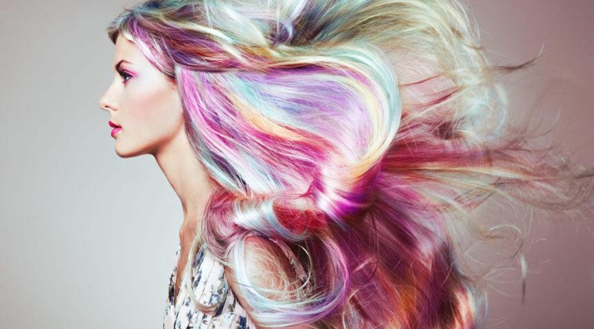 Окрашивание волос: дома или в салоне